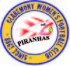 Claremont Piranhas Logo