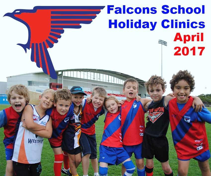 Falcons Holiday Clinic