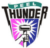 Peel Thunderbirds WFC Logo