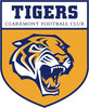 Claremont Tigers WFC Logo