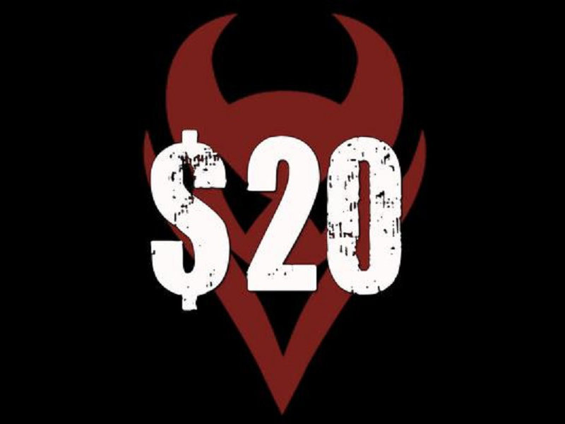 20 Donation
