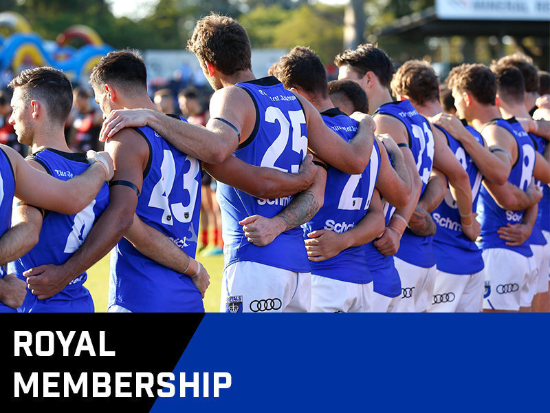 Royals Club Membership