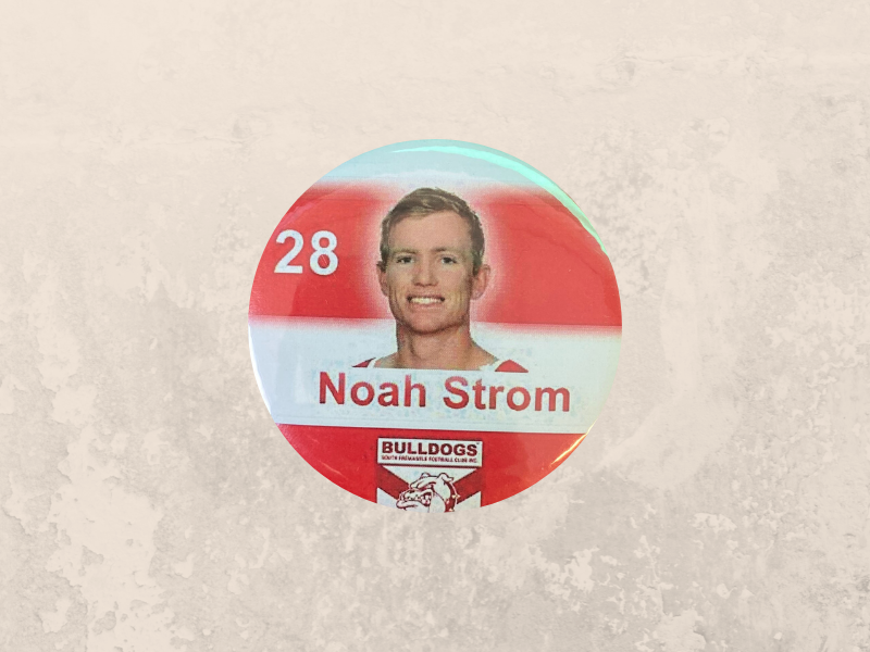 Noah Strom Badge
