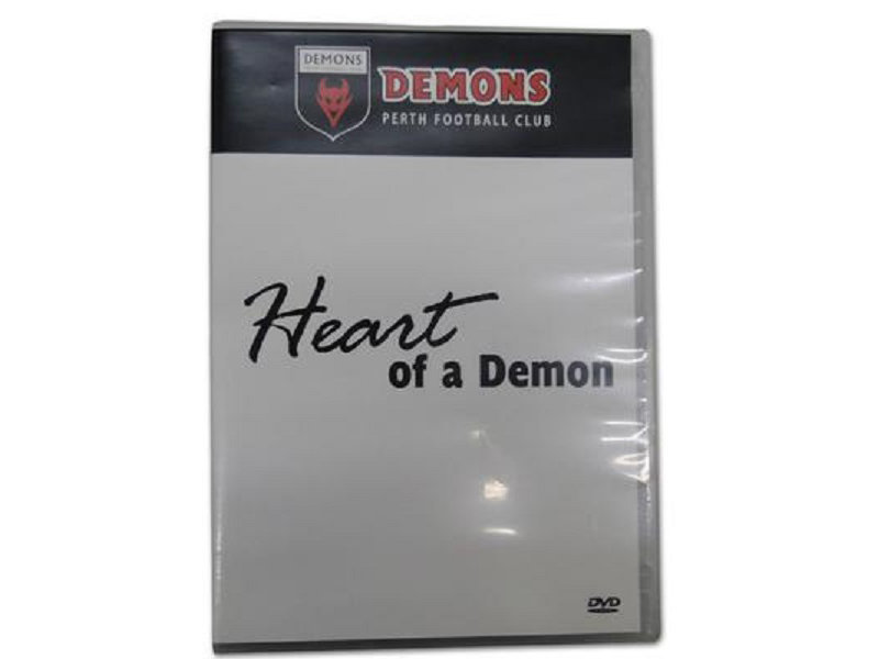 Perth Football Club DVD - Heart of a Demon