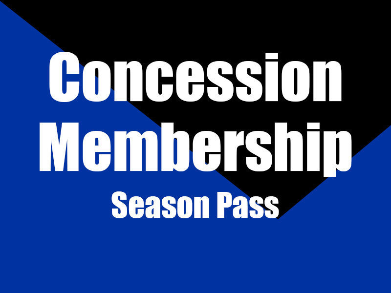 Concession Member Single Season Pass