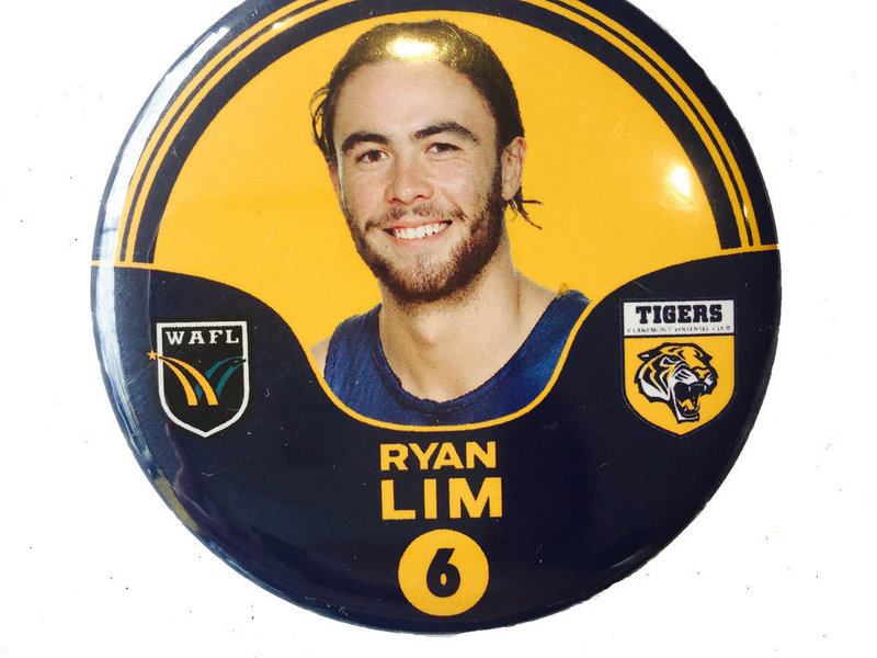 Ryan Lim 6 Player Badge