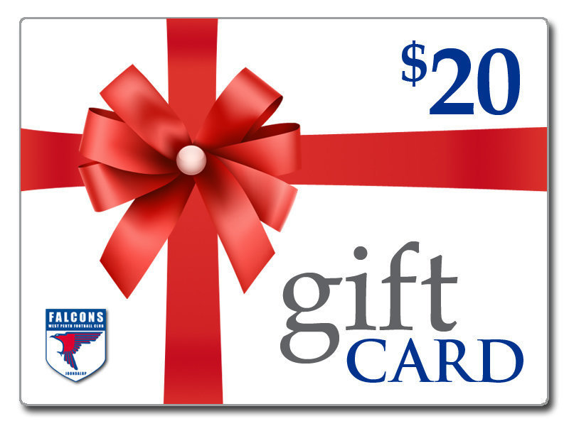 Gift Card - 20 Dollars
