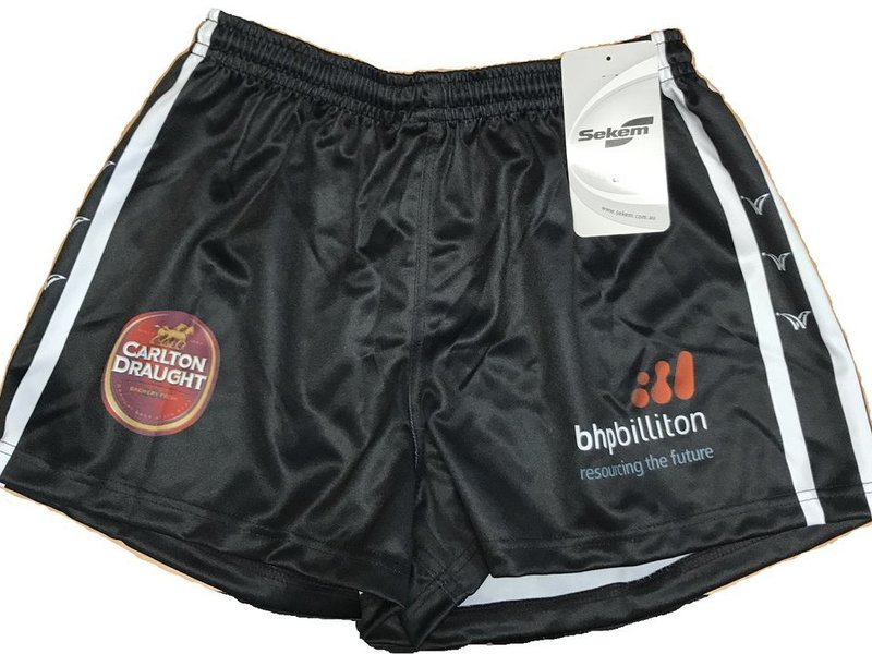 Player Shorts - Black