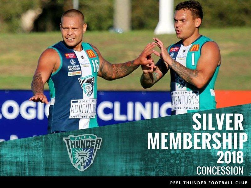 Silver Member Single Concession