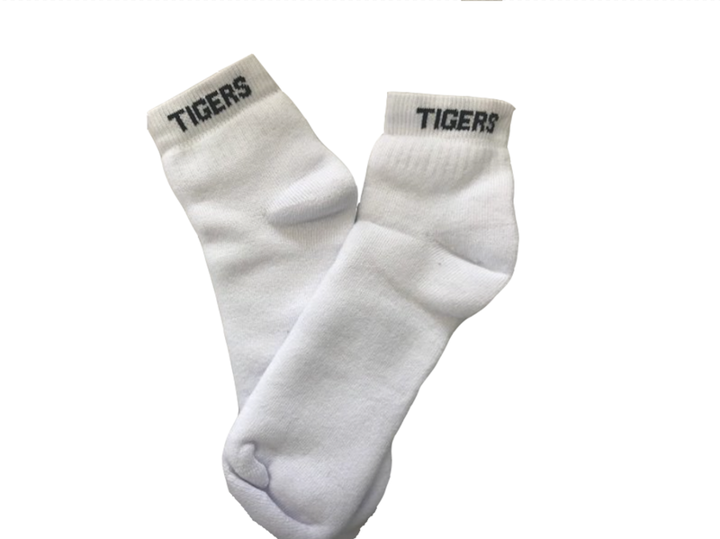 White Tigers Socks 7-11