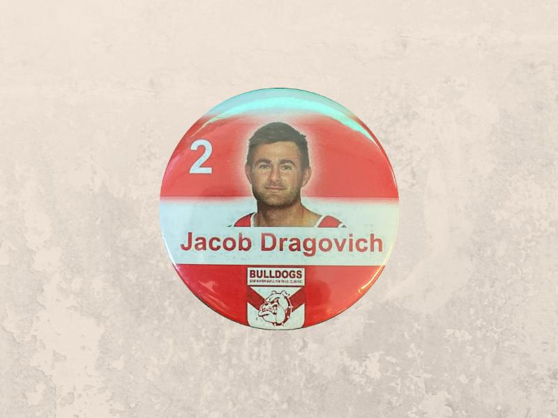 Jacob Dragovich Badge