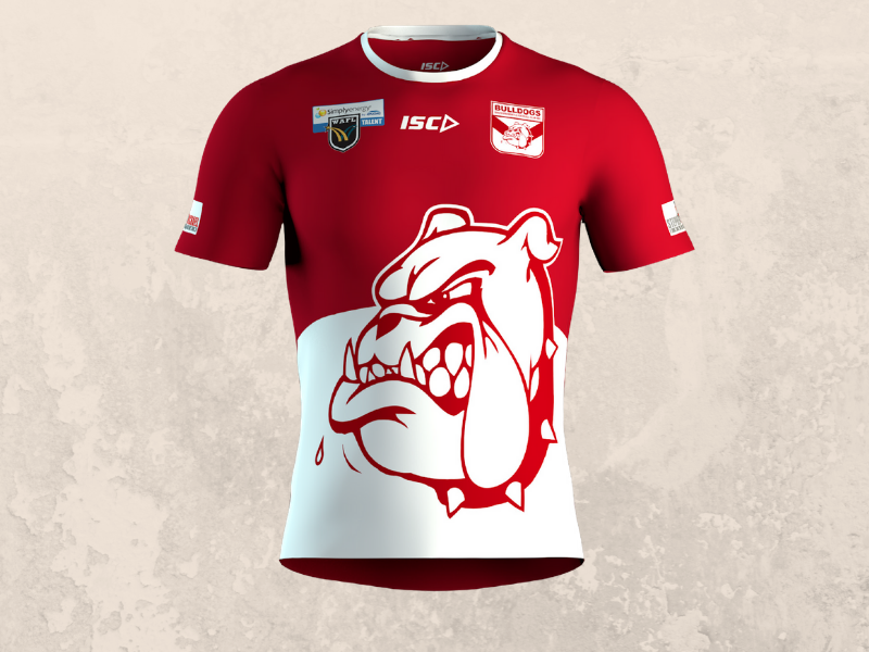 Training Tee Bulldog