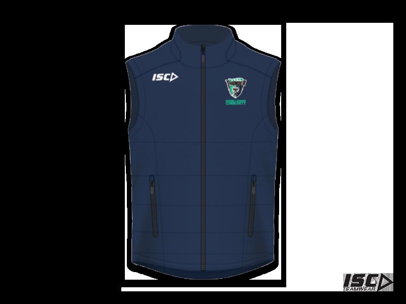 ISC Puffer Vest