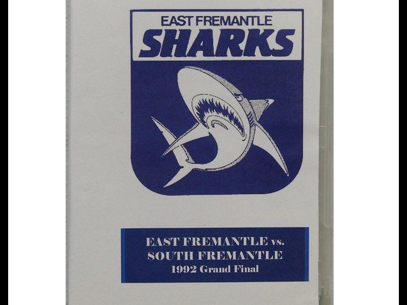 1992 Grand FInal DVD