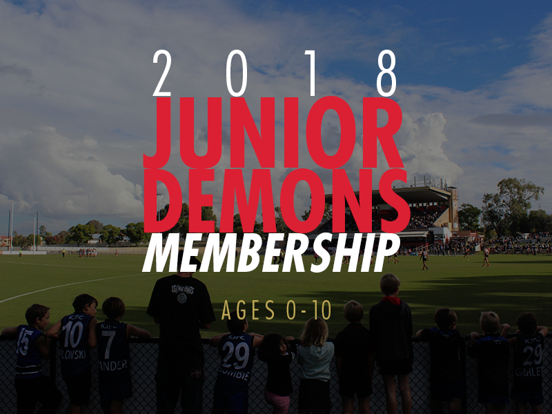 Junior Demons 0-10