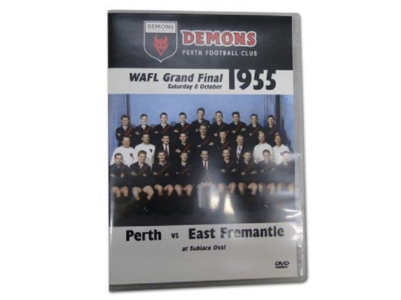 Perth Football Club DVD - 1955