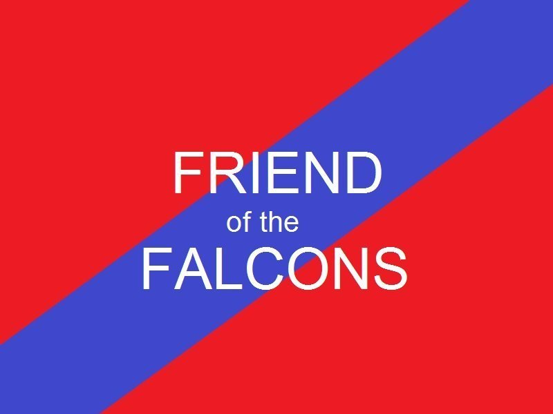 Friend of the Falcons