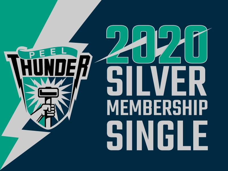 Silver Member Single