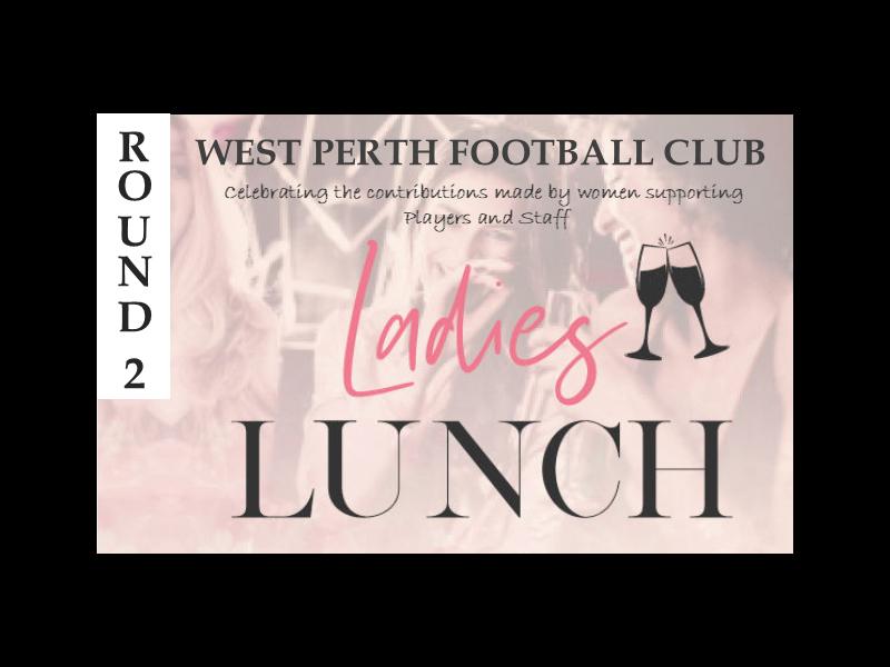 Round 2 Ladies Lunch