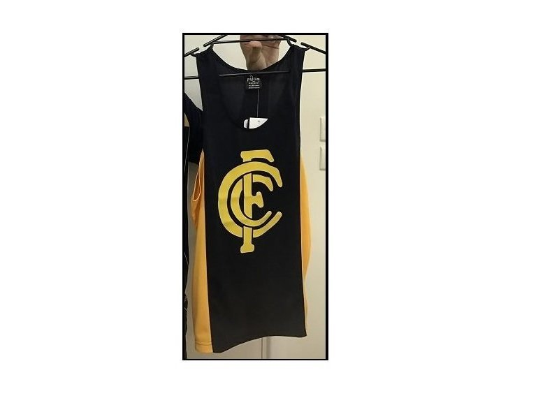 CFC Training Singlet