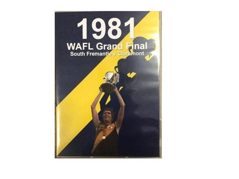 1981 Grand Final DVD