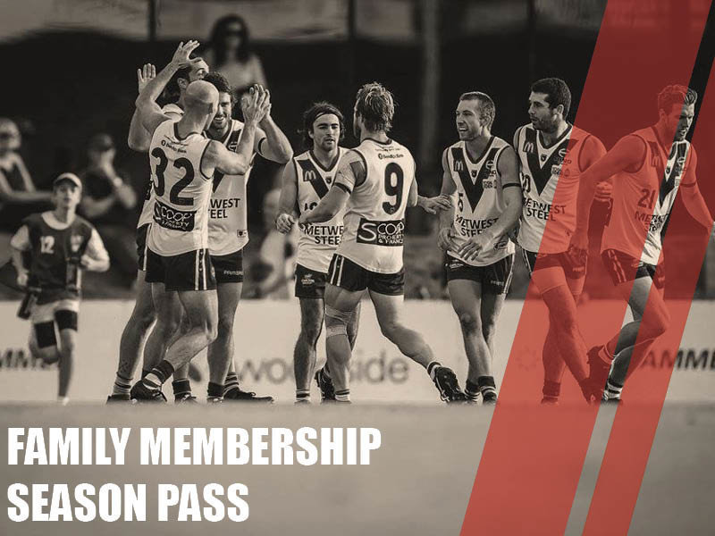 Family Membership - Season Pass