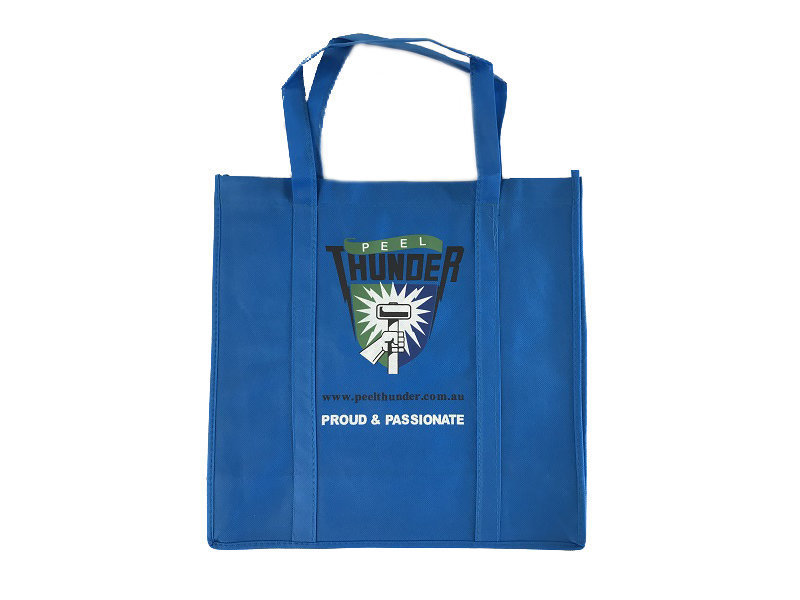 Peel Thunder Shopping Bag