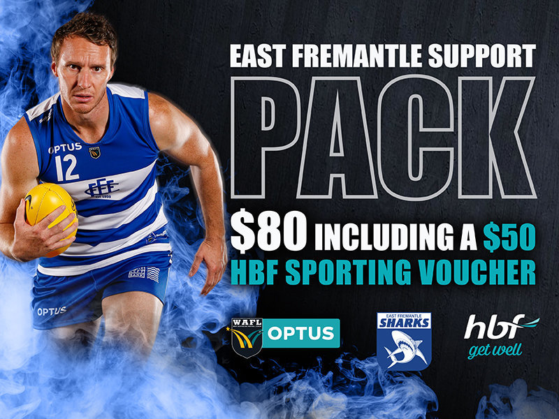 East Fremantle Support Pack
