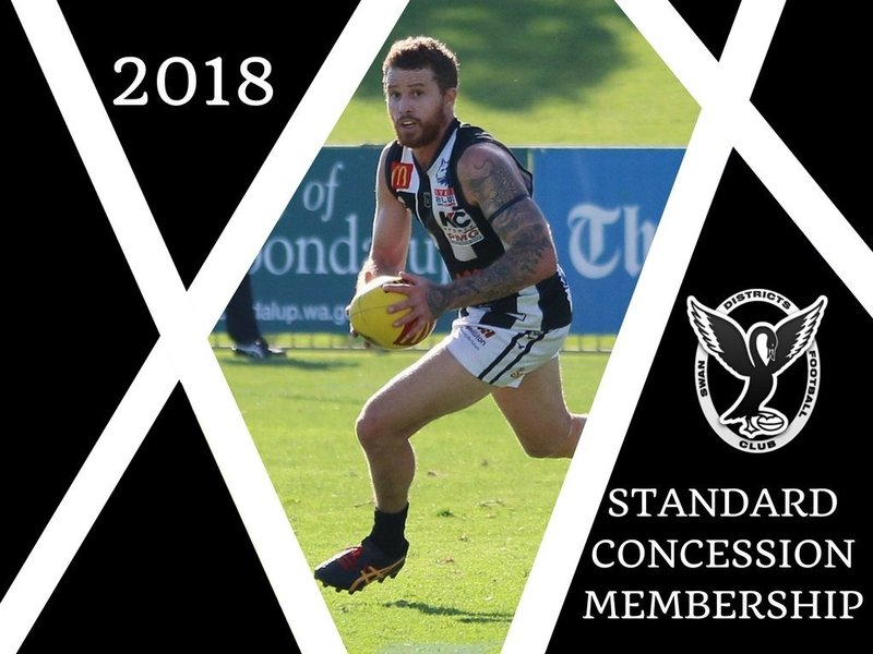 Standard Membership - Concession