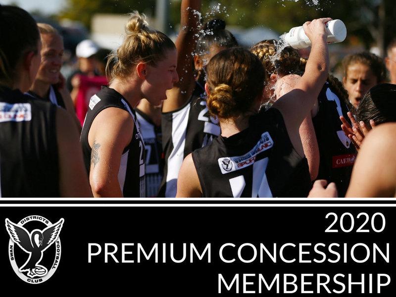 Premium membership - Concession