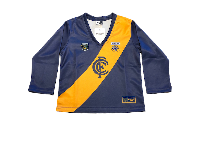 Kids Long Sleeve Guernsey