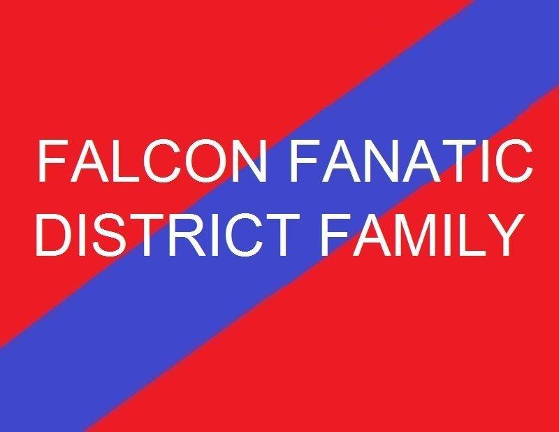 Falcon Fanatic - District Family