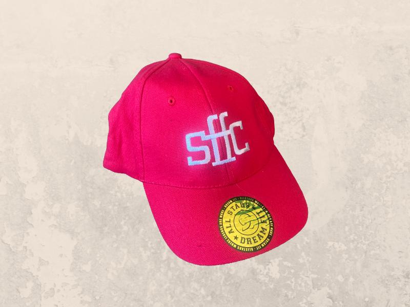 Red SFFC Baseball Cap