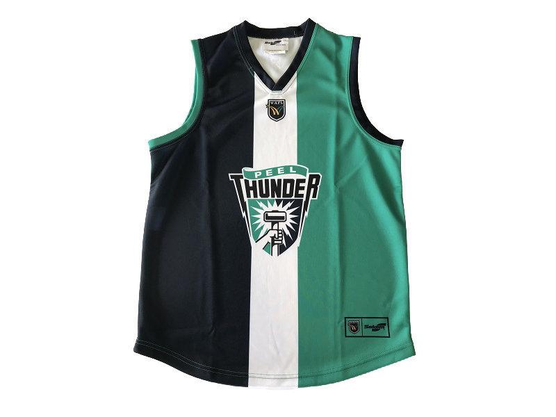 Peel Thunder Replica Jumper - Kids sleeveless