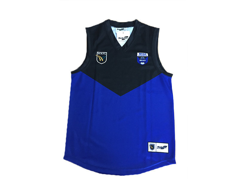 East Perth Playing Jumper No Sponsors