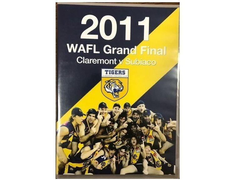 2011 Grand Final DVD