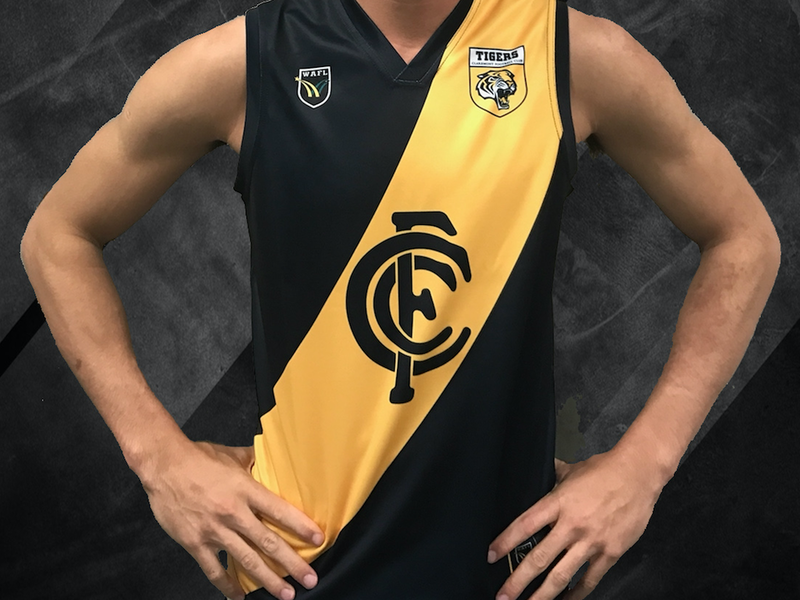 Traditional Tigers Supporters Guernsey
