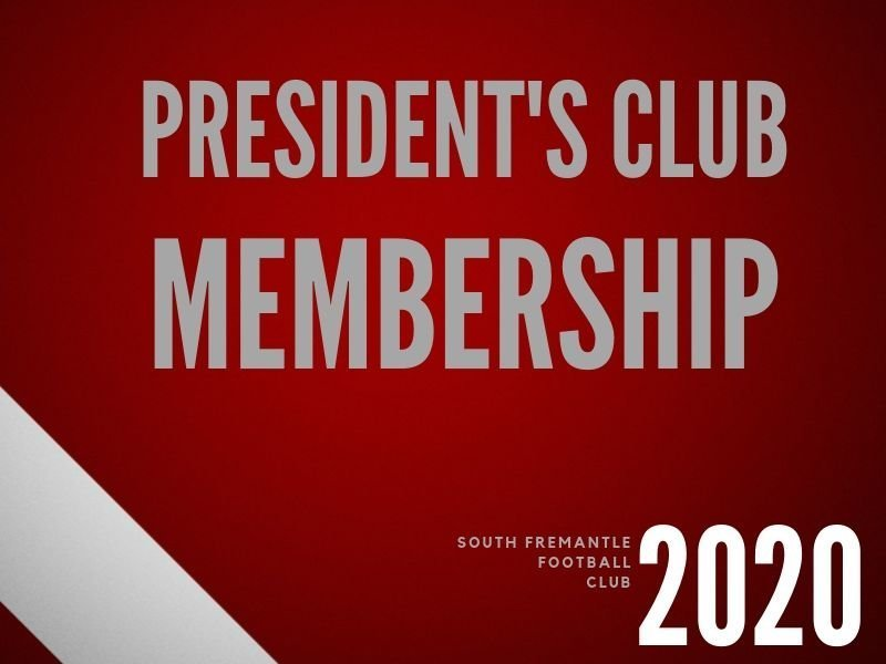Presidents Club Membership