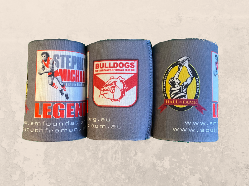 Stephen Michael Foundation Stubby Holders