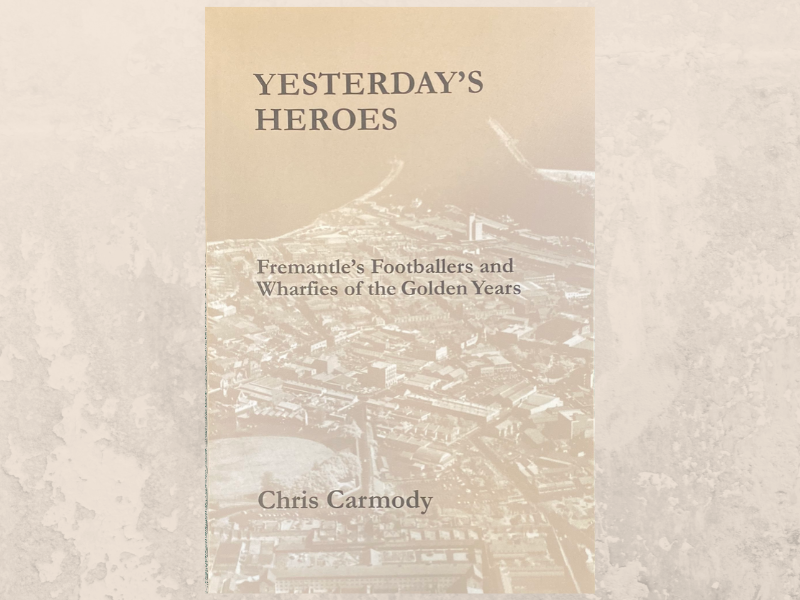 Yesterdays Heroes History Book