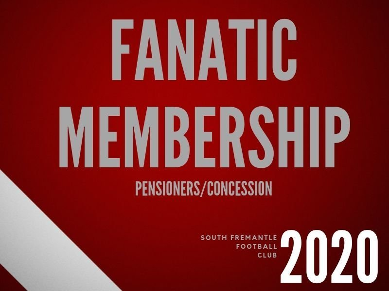 Fanatic - Concession Membership