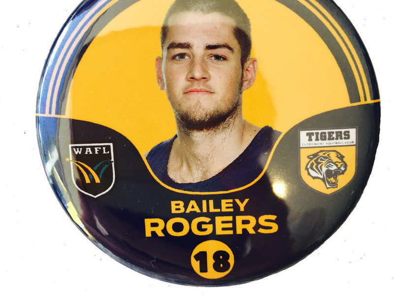 Bailey Rogers 18 Player Badge