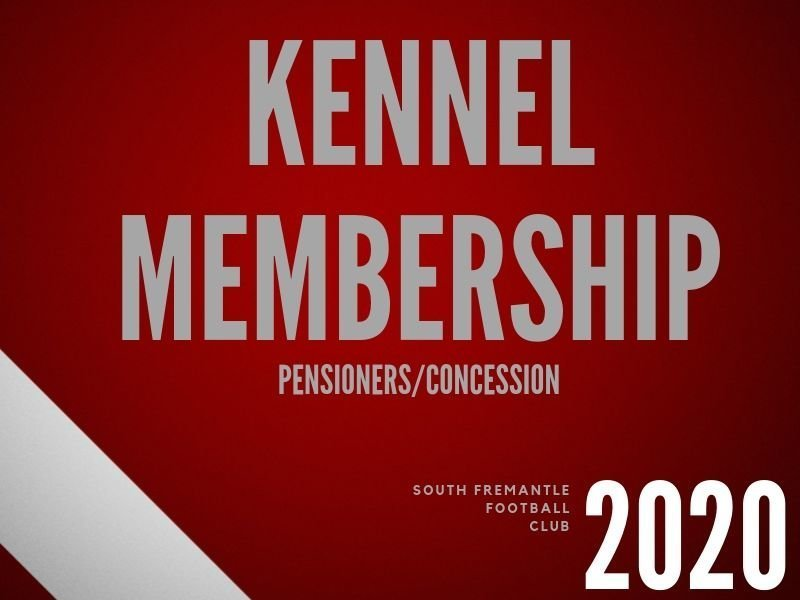 Kennel - Concession Membership