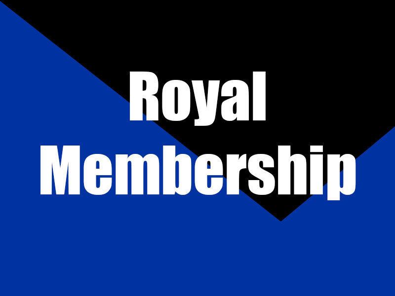 Royals Club Membership