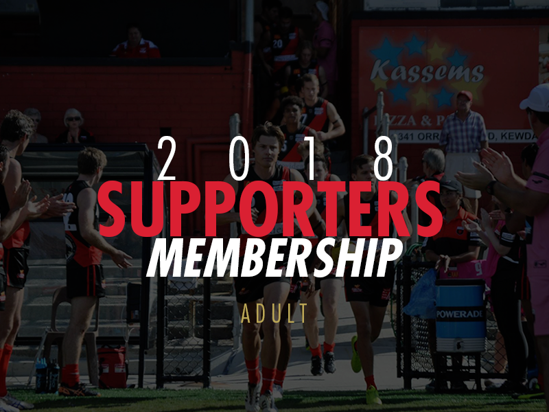 Supporters - Adult