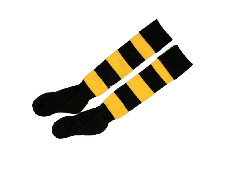 Juniors Tigers Playing Socks Size Youth