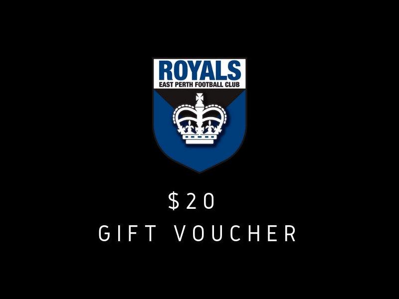 Merchandise Gift Voucher -20-