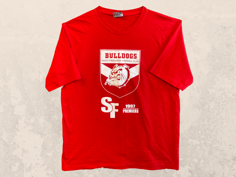 Red 1997 Premiers T-Shirt