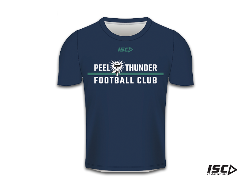 ISC Graphic Tee - Peel Thunder Football Club