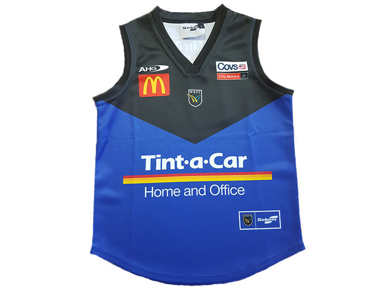 2016 East Perth Junior Football Jumper